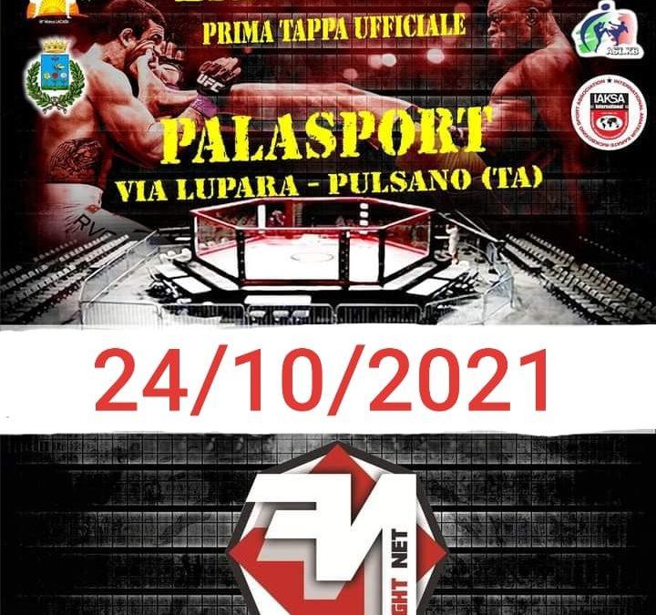 Puglia – Fighters of Taras IV – Prima Tappa Ufficiale